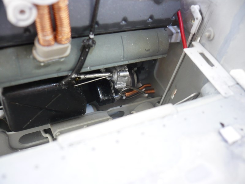 câbles moteur